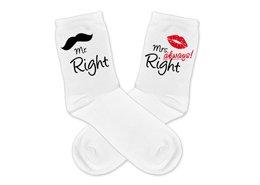Ponožky s vaším potiskem