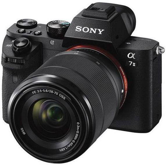 Sony ILCE-7 II + 28-70 mm