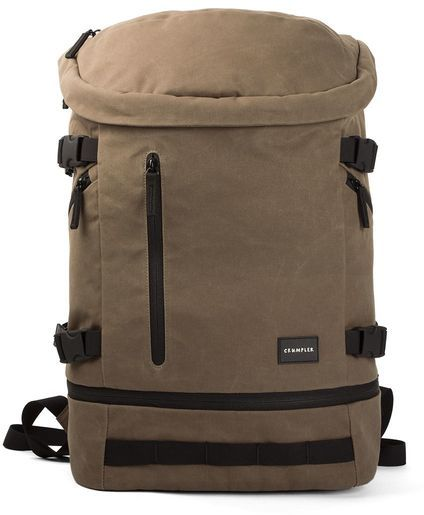 Crumpler The Base Park Backpack - brown