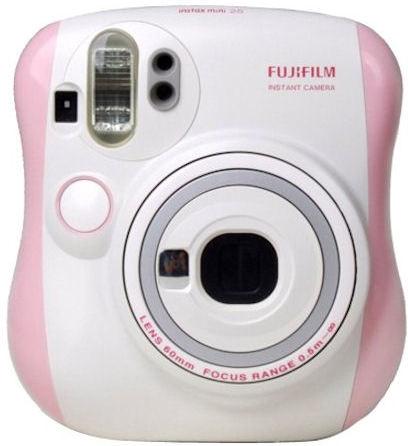 Fujifilm Instax Mini 25 růžový
