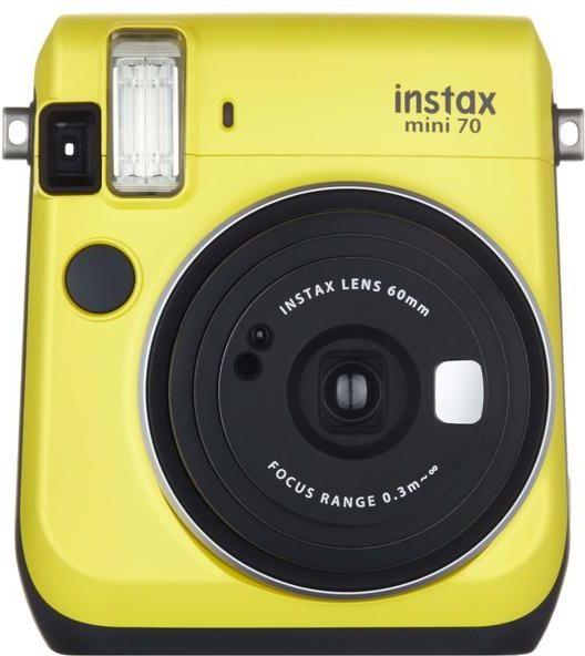 Fujifilm Instax Mini 70 - žlutý