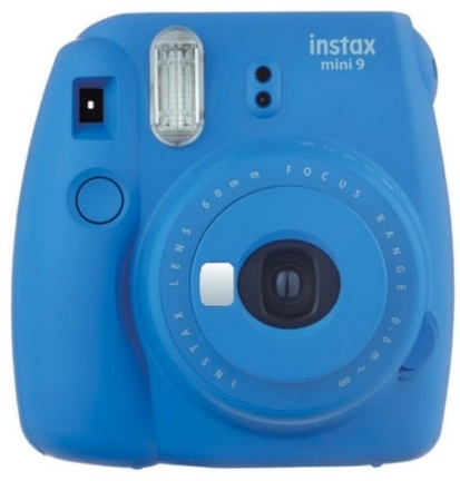 Fujifilm Instax Mini 9 - tmavě modrý