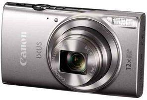 Canon IXUS 285 HS - stříbrný