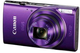 Canon IXUS 285 HS - fialový