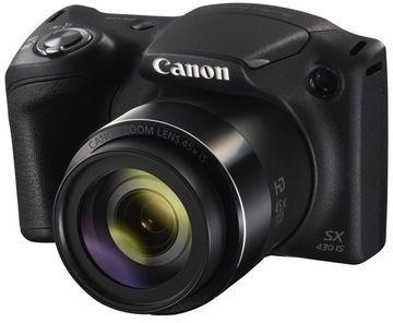 Canon PowerShot SX430 IS - černý
