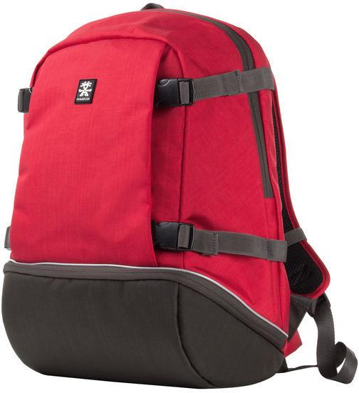 Crumpler Proper Roady Half Photo Backpack - deep red
