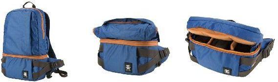 Crumpler Light Delight Foldable Backpack - sailor blue