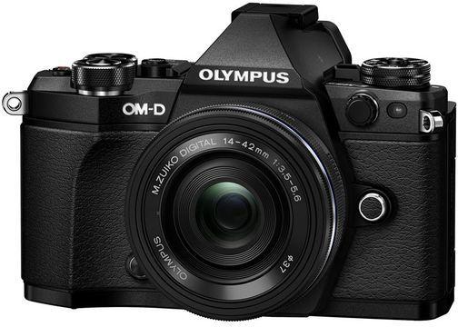 Olympus E-M5 II + 14-42mm EZ Black