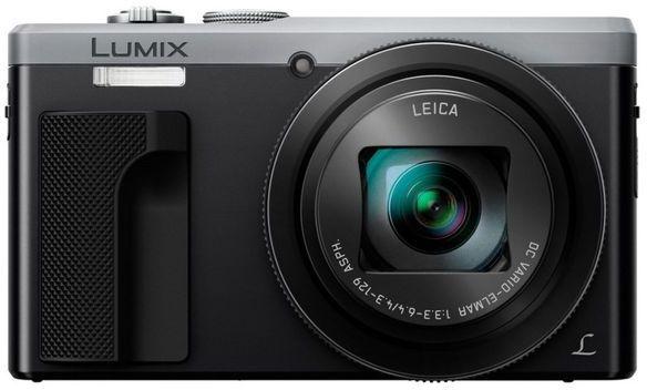 Panasonic Lumix DMC-TZ80 - stříbrný