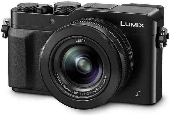 Panasonic DMC-LX100 černý
