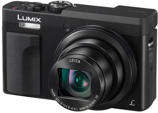 Panasonic Lumix DMC-TZ90 - černý
