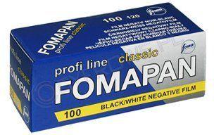 Foma FOMAPAN 100/120
