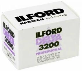 Ilford DELTA 3200/135-36