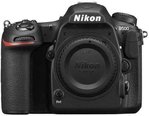 Nikon D500 - tělo