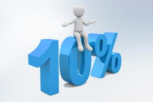 Sleva 10 % na fotky pro registrované