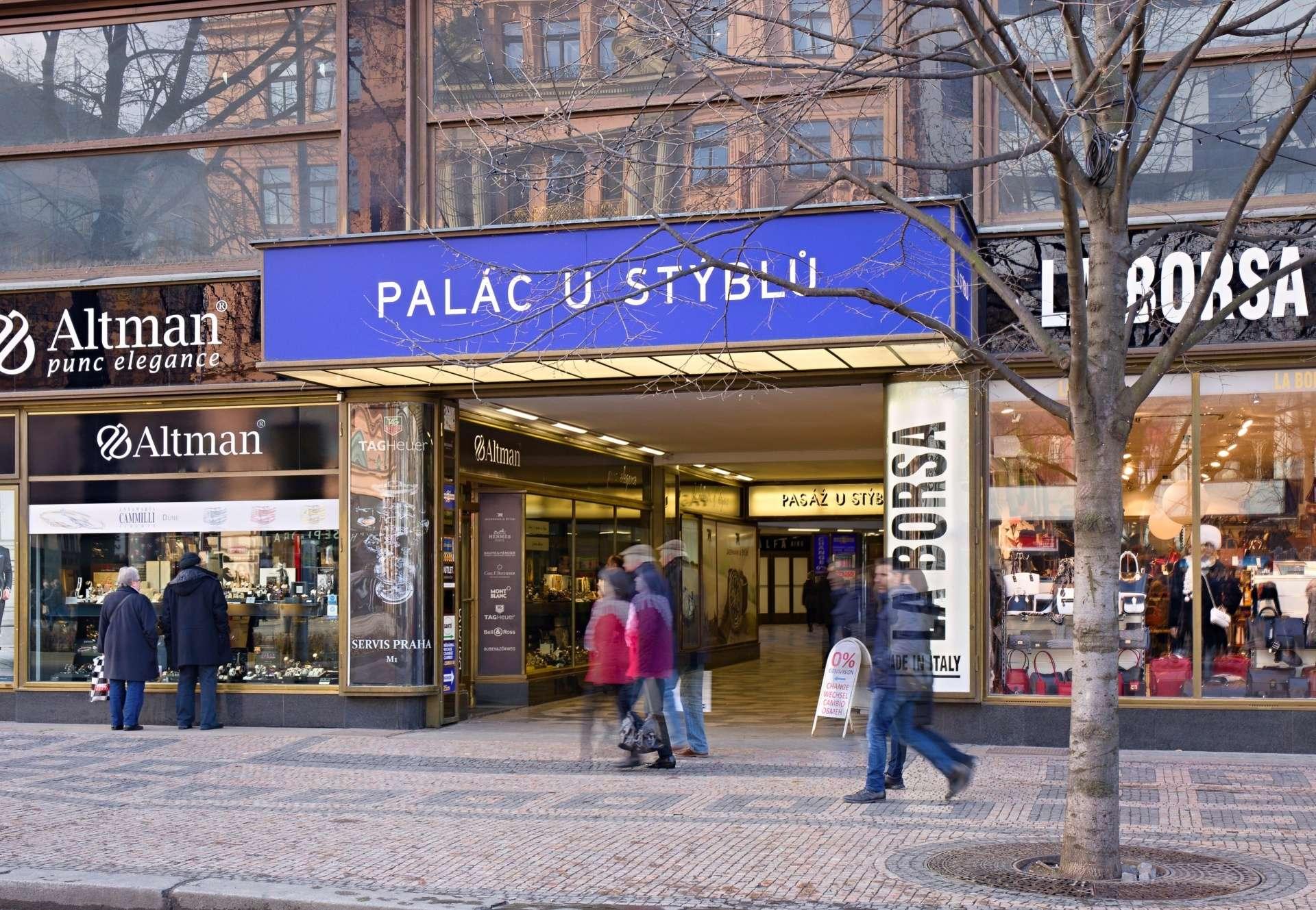 Dokladové fotky Praha